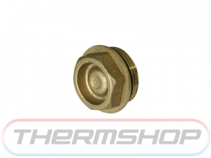 Korek z gz G1/2 6095.35 Kan-Therm