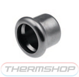 Korek Inox press 15 - 6191011 Kan-Therm
